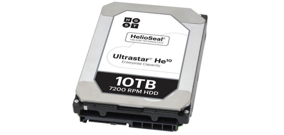 Seagate vill släppa hårddiskar på 14 och 16 terabyte