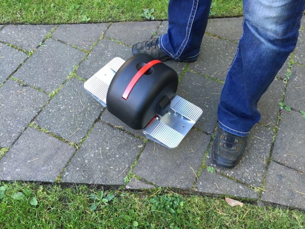Solowheel Iota är ännu en elektrisk enhjuling