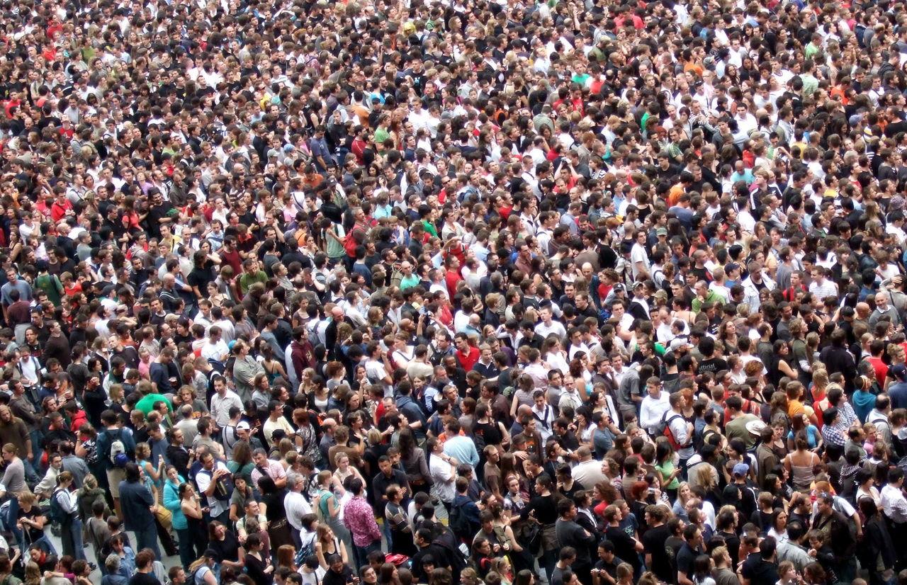 Om 80 år kan världens befolkning vara 13 miljarder människor
