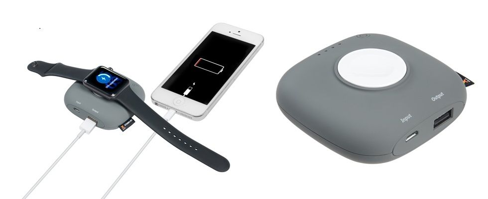 Ladda Apple Watch och iPhone med nya Xtorm-puck