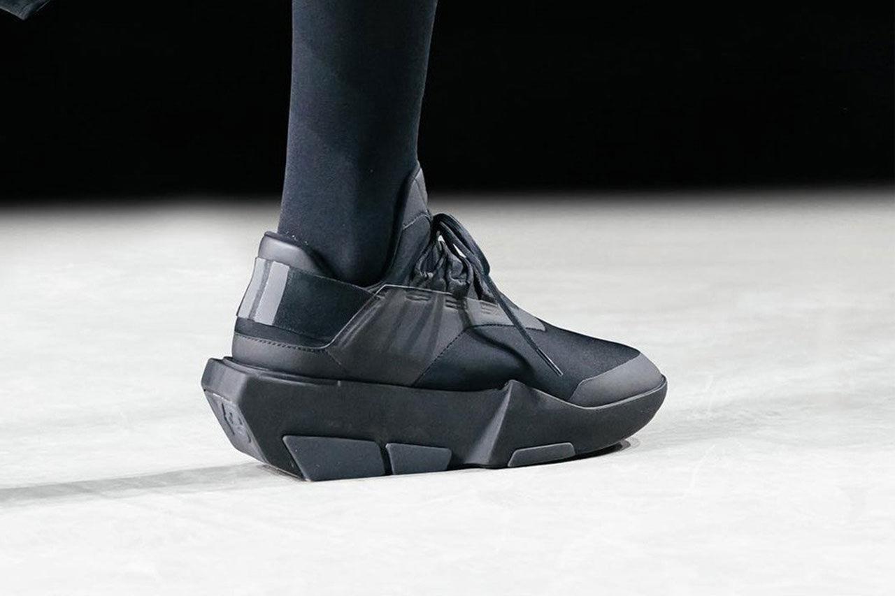 Knasiga skor från Adidas Y-3
