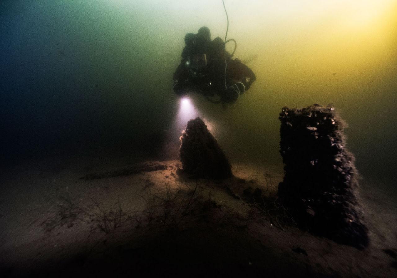 Värdefullt vrakfynd hittat i Karlskrona