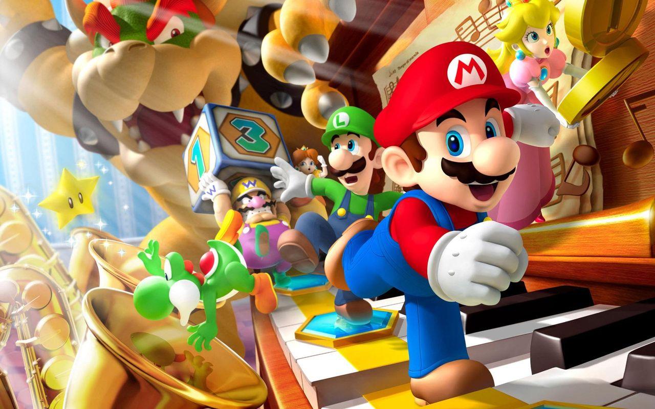 Nintendo planerar att släppa två till tre mobilspel om året