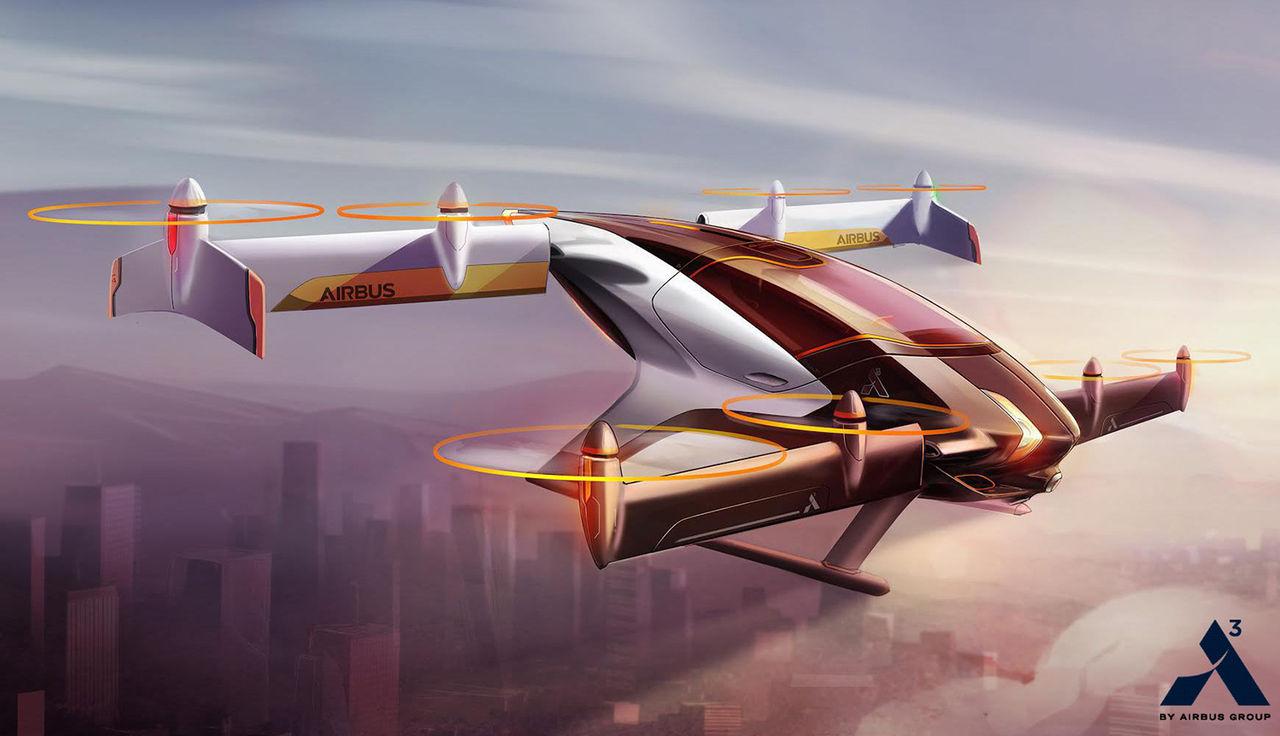Airbus ska bygga självflygande flygplan