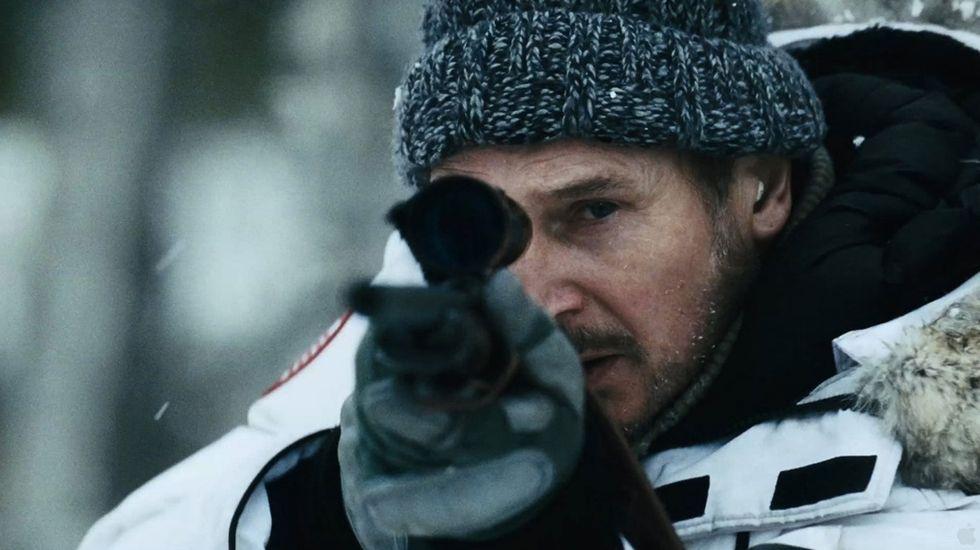 Liam Neeson är ute efter hämnd i Hard Powder
