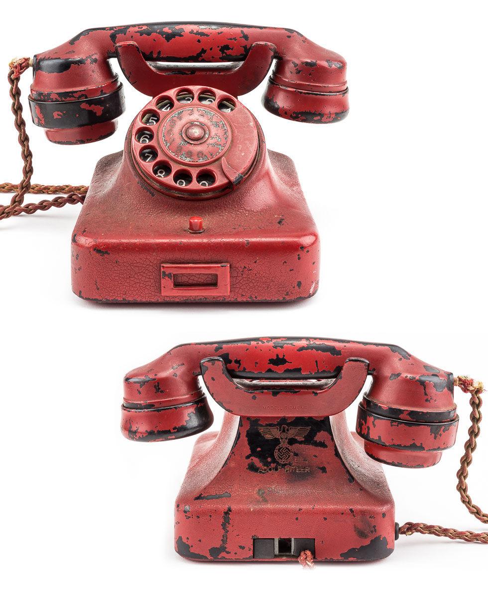 Nu kan du köpa Hitlers telefon