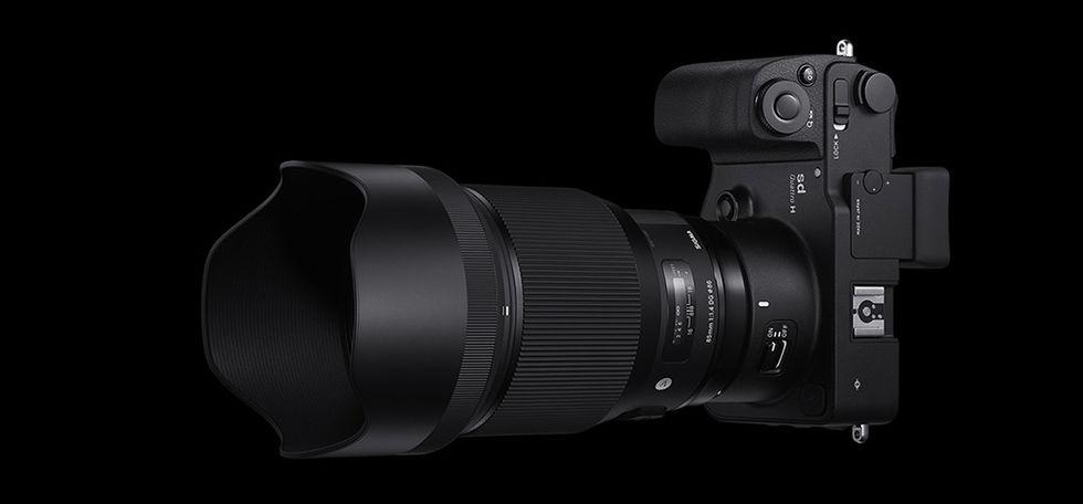 Sigmas objektiv 85mm f/1.4 får toppbetyg på testsajt