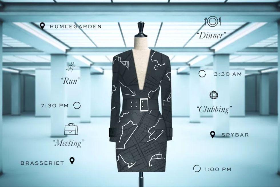 Google samarbetar med svenska klädmärket Ivyrevel