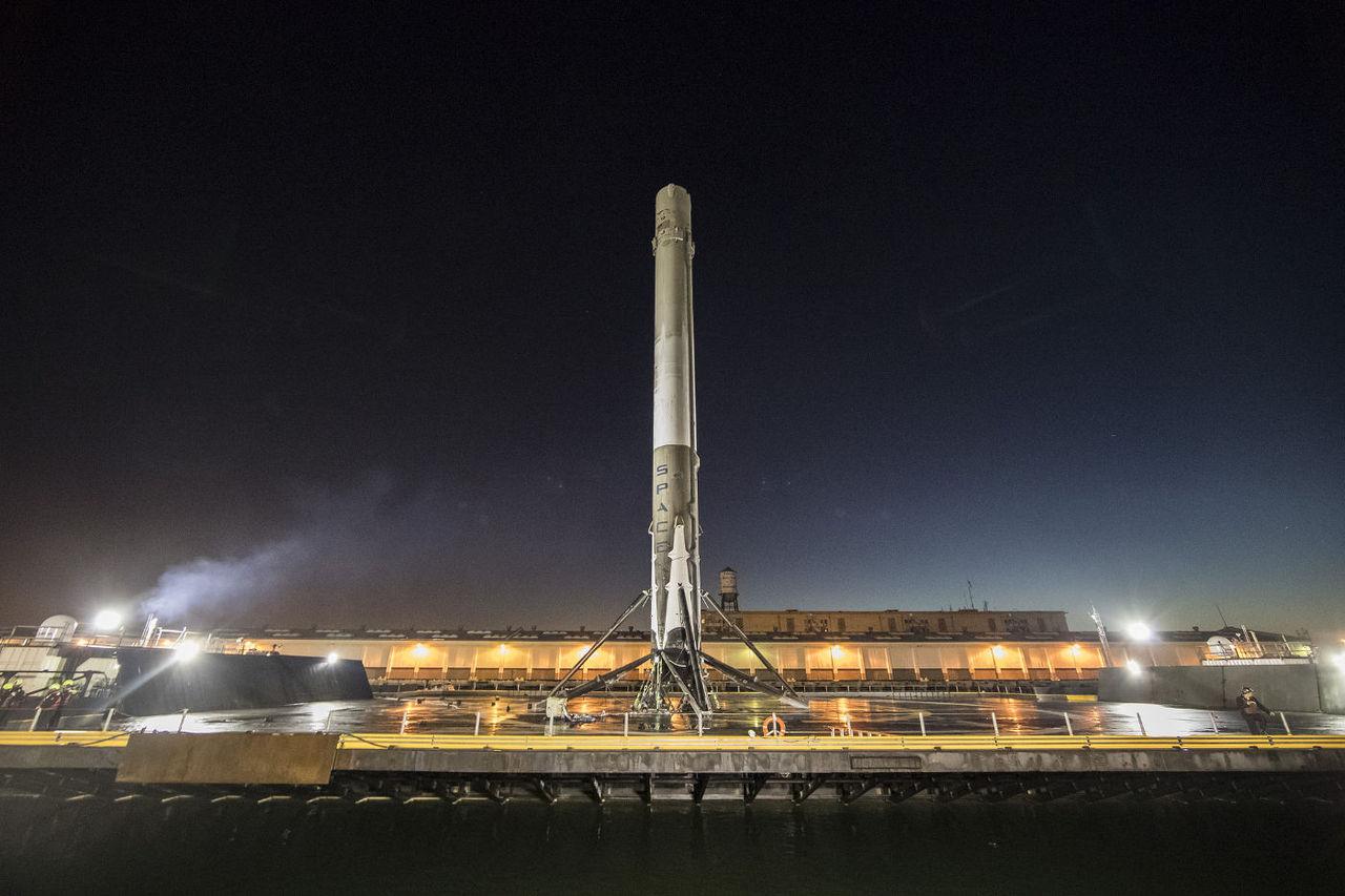 SpaceX planerar att skjuta upp en raket varannan vecka