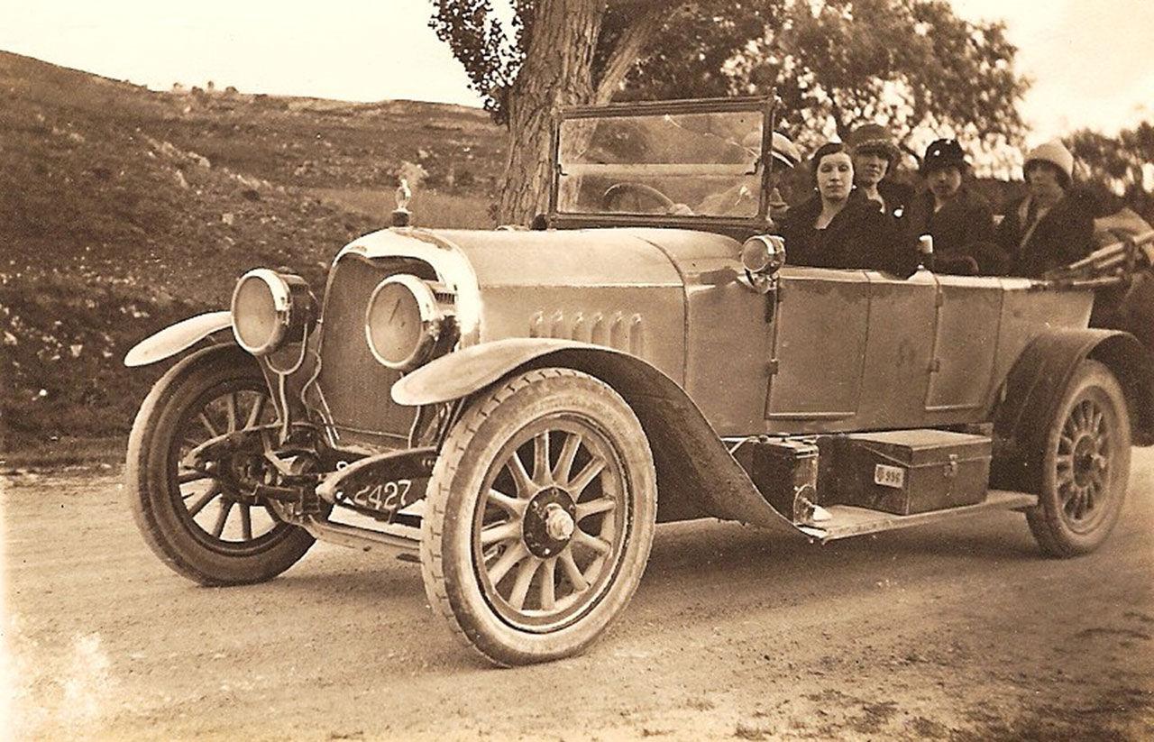 Bilar äldre än 50 år slipper besiktning