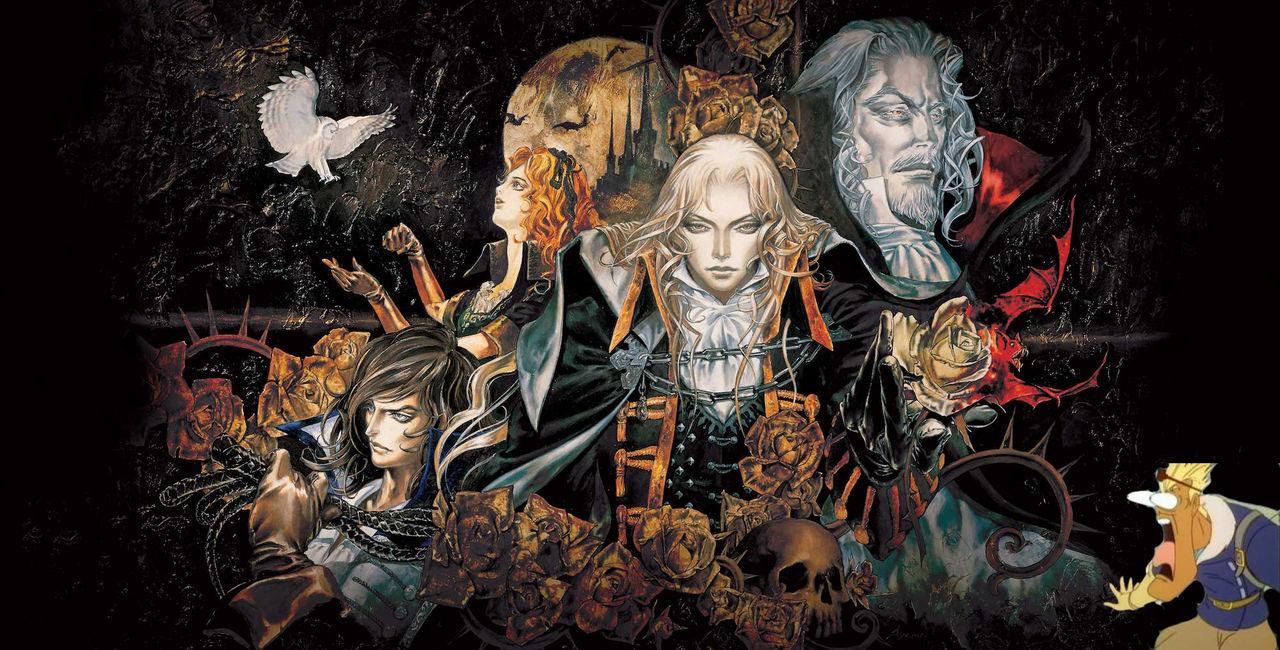 Castlevania-serie på gång till Netflix