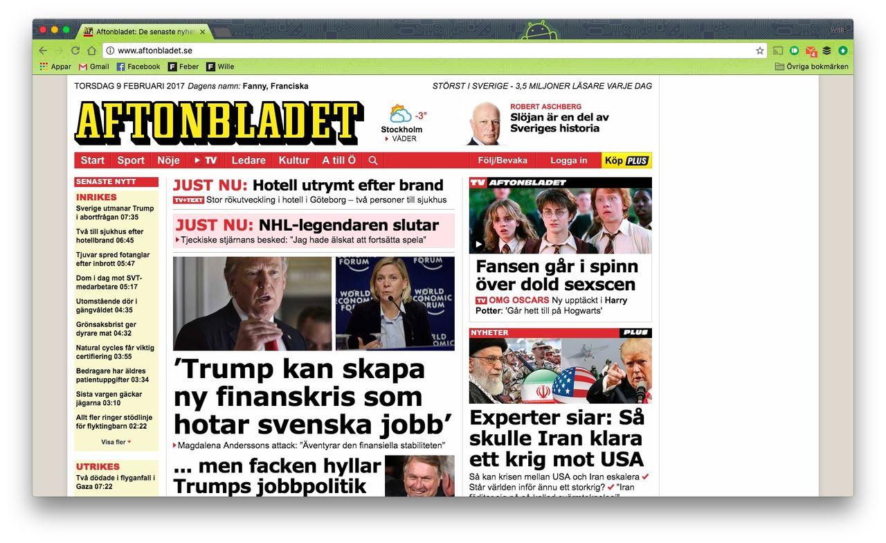 Aftonbladet tjänar nu mer pengar online än på papper