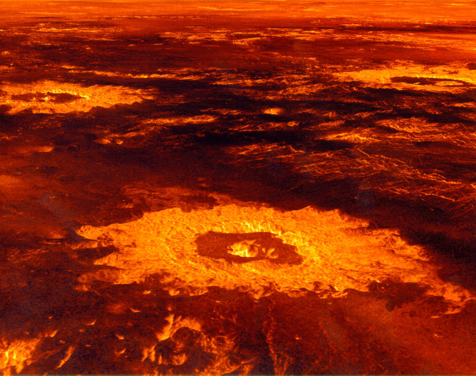 NASA fixar dator som klarar av förhållandena på Venus