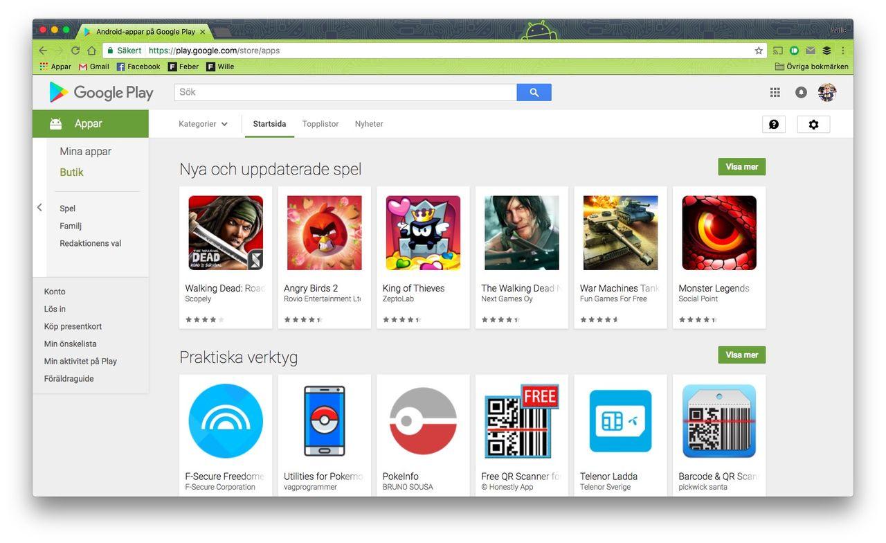 Miljontals appar kan snart försvinna från Google Play
