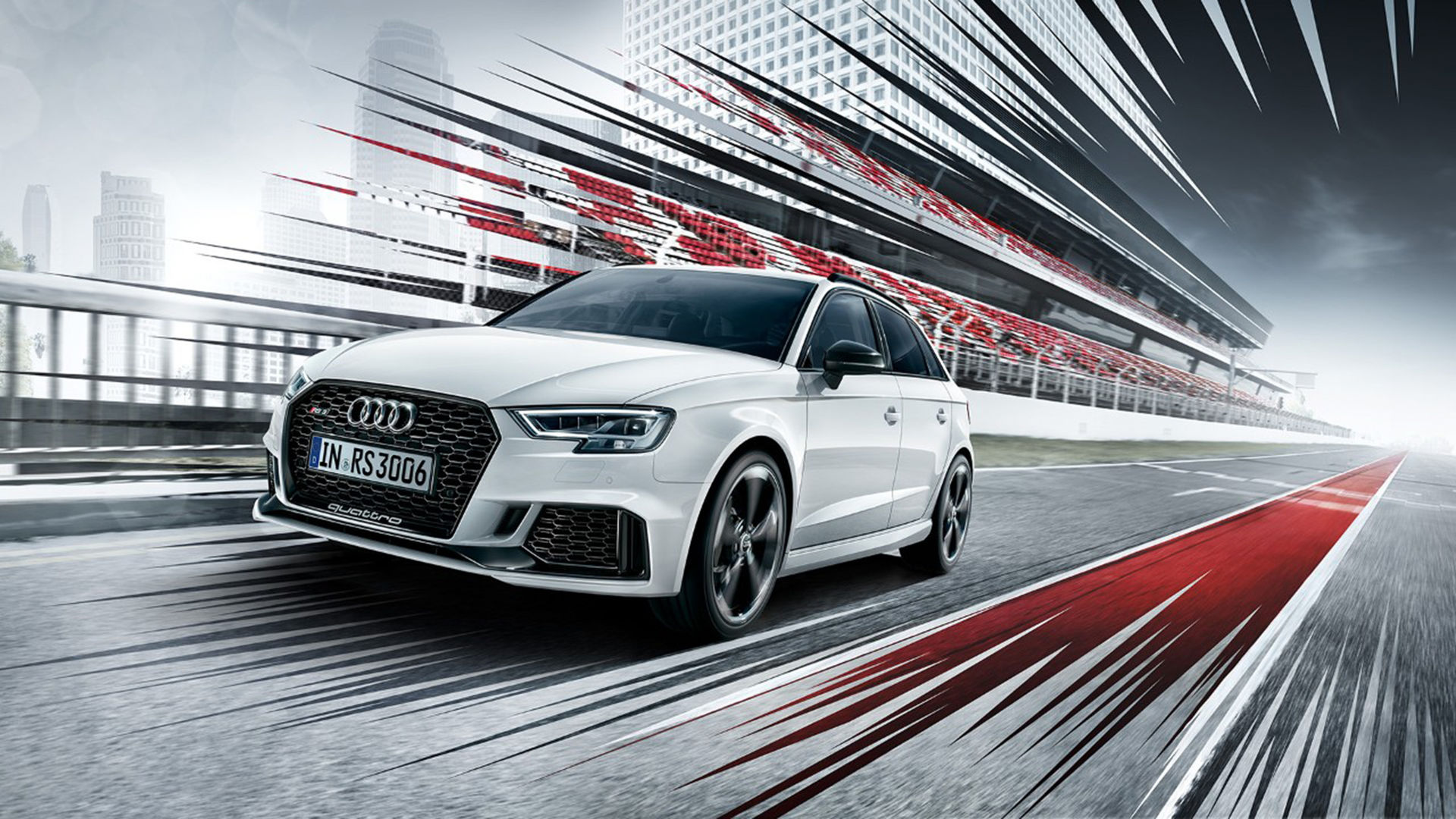 Audi lyfter RS 3 Sportback
