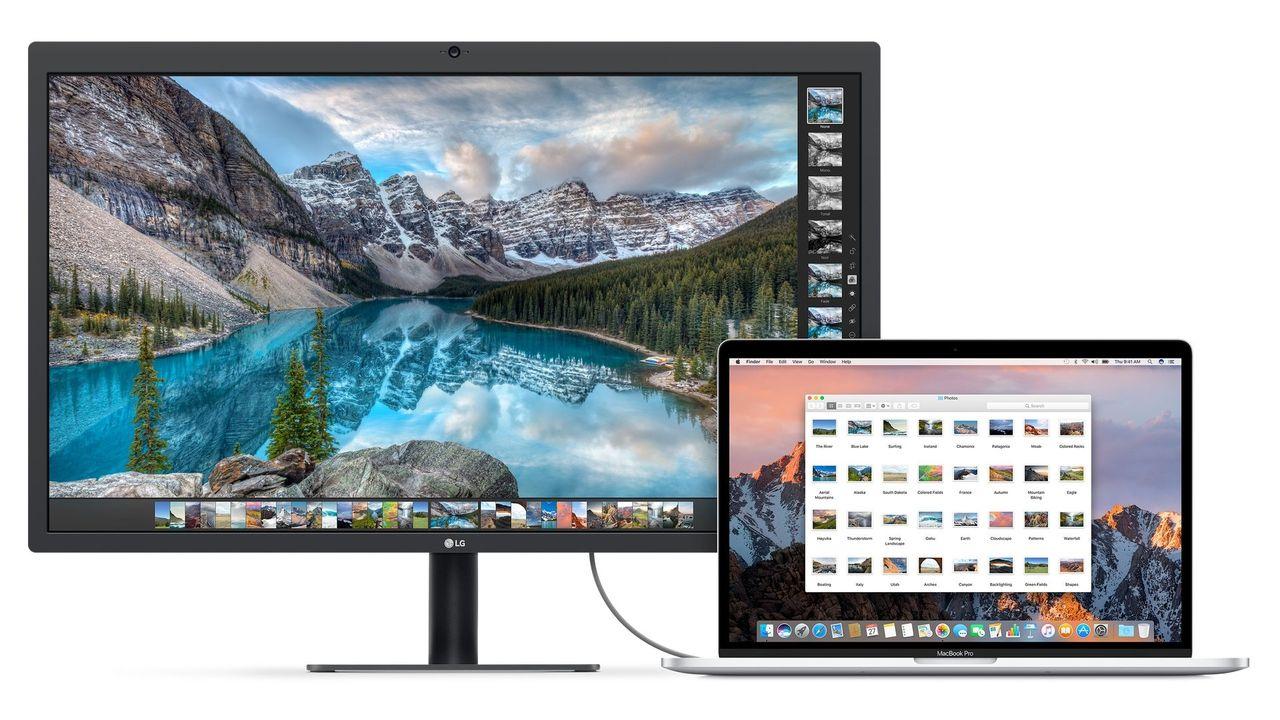 Apple slutar skeppa LG 5K Ultrafine-monitor