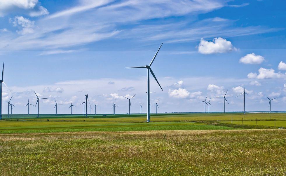 86 procent av nya energikällor var förnybara i EU 2016