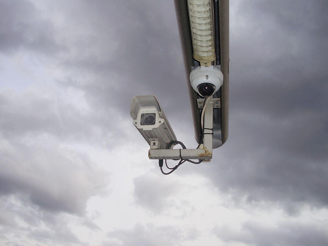 Polisen ska satsa mer på övervakningskameror
