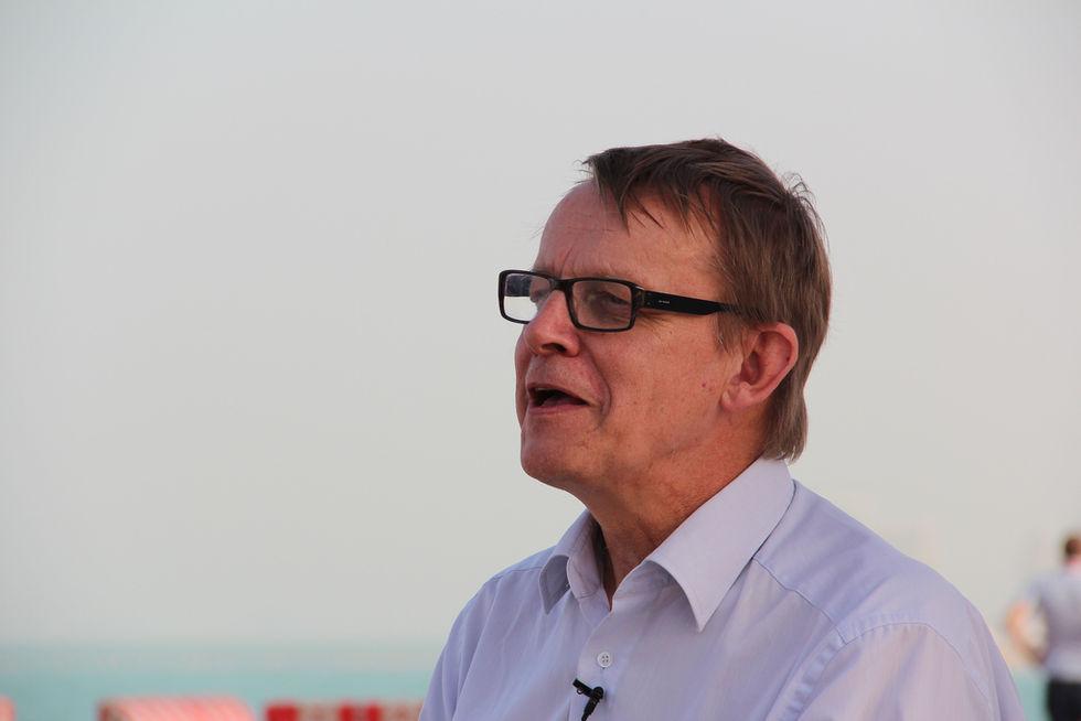 Ny fond startad i Hans Roslings namn