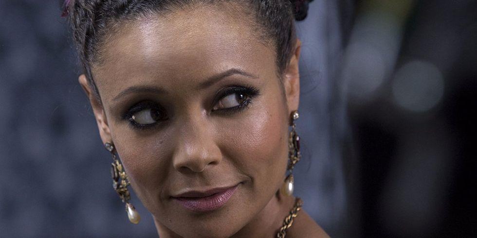 Thandie Newton hoppar på Han Solo