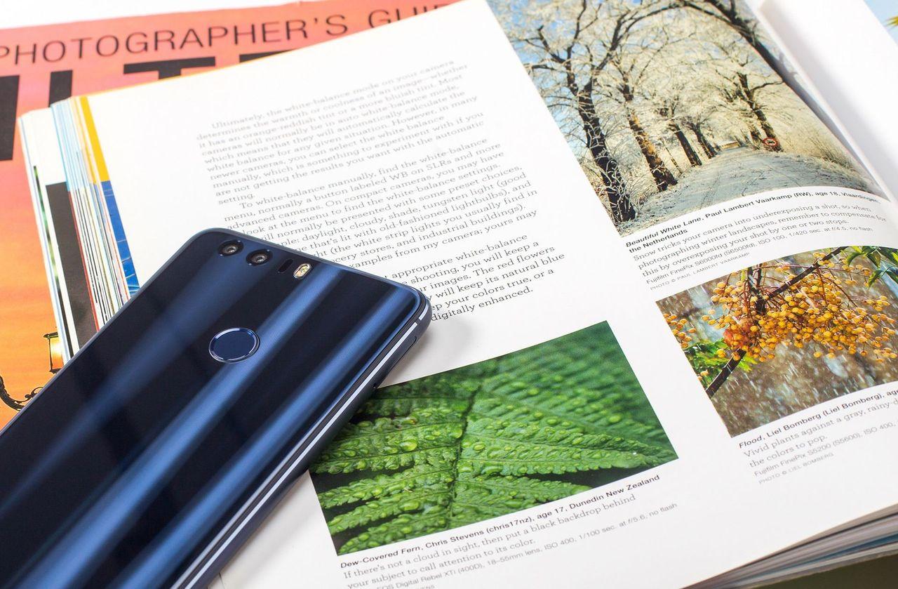 Huawei Honor 8 får Nougat