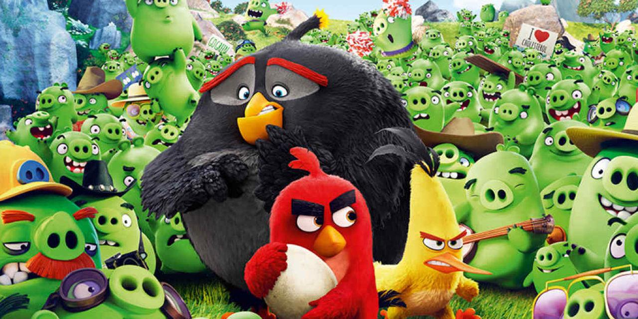 Angry Birds toppar företagens svarta lista