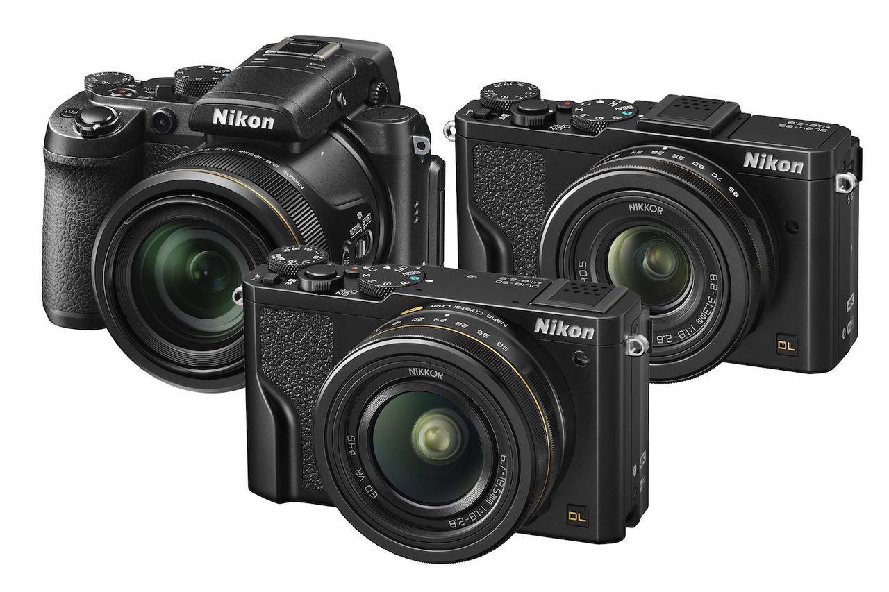 Det blir ingen DL-serie från Nikon