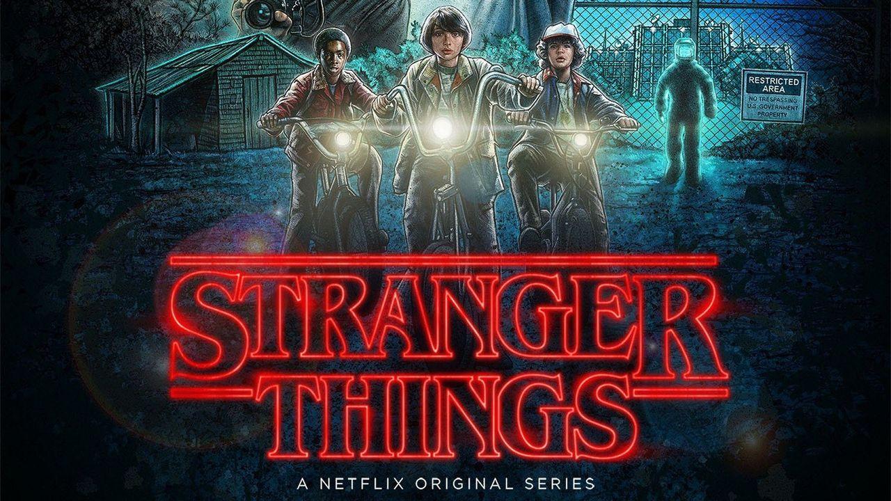 Stranger Things kommer hålla på i fem säsonger