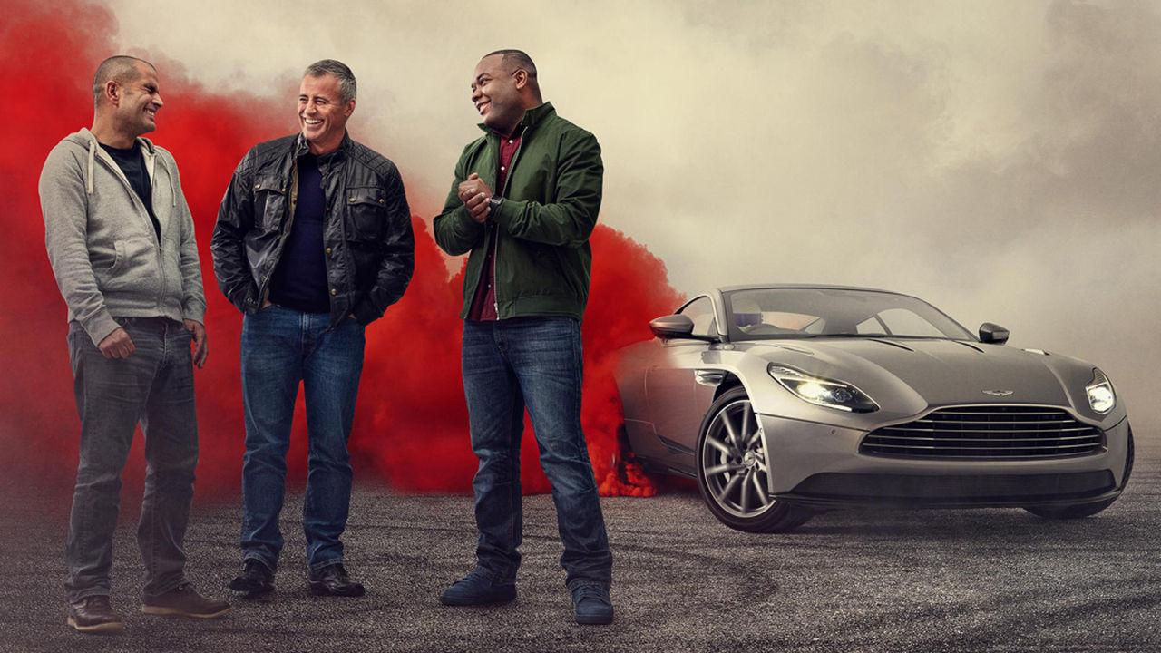 Ny säsong av Top Gear har premiär den 5 mars