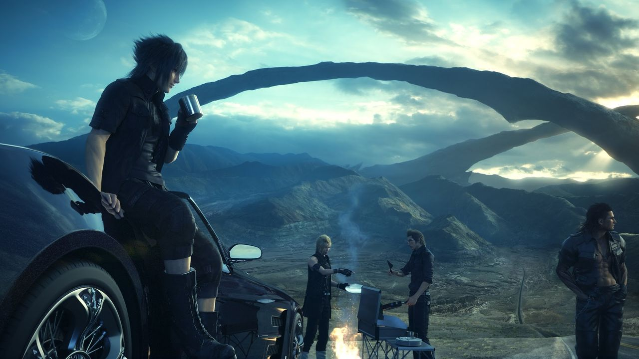 Fynda Final Fantasy XV till Xbox One