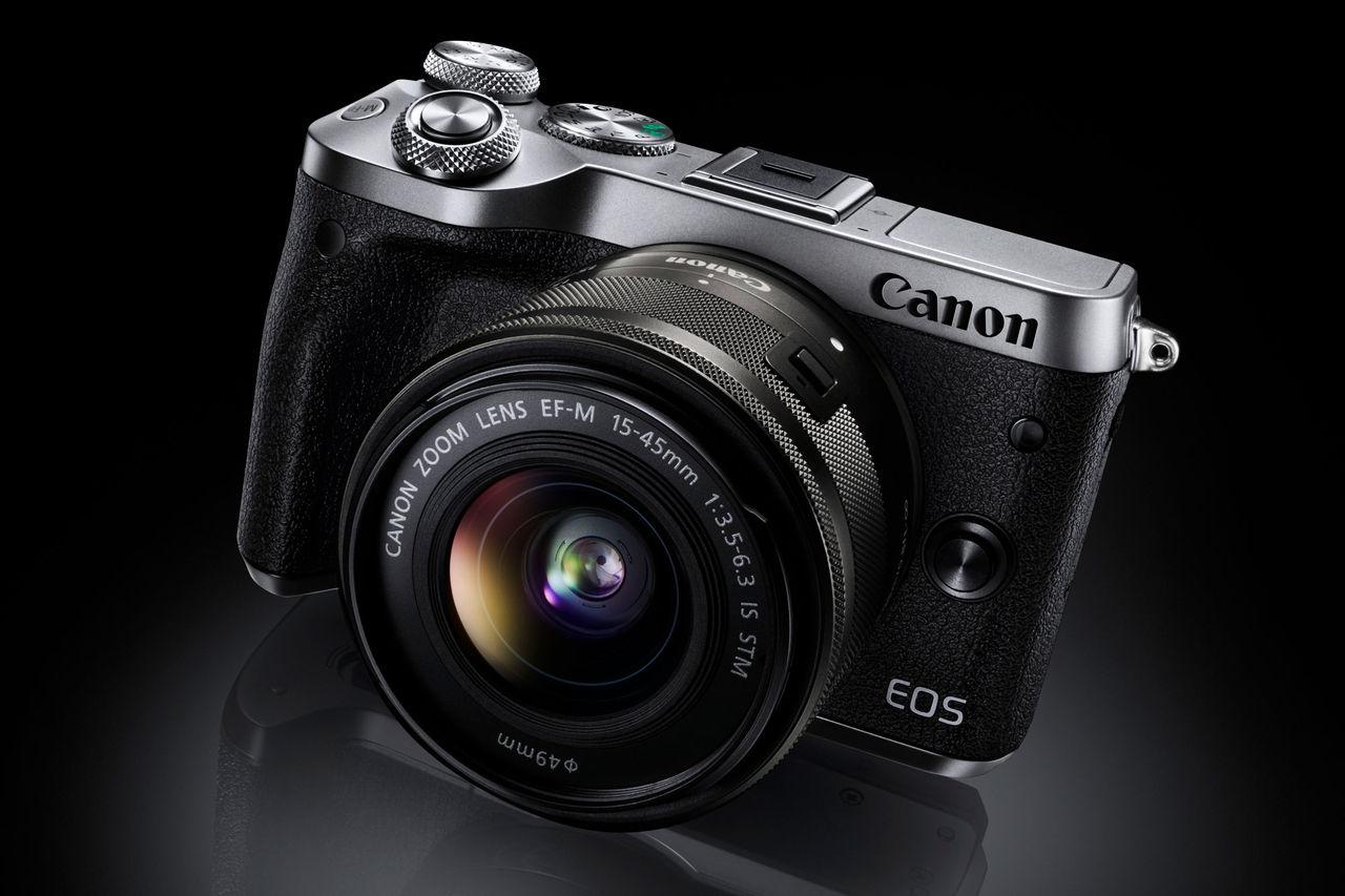 M6 är en ny spegelfri kamera från Canon