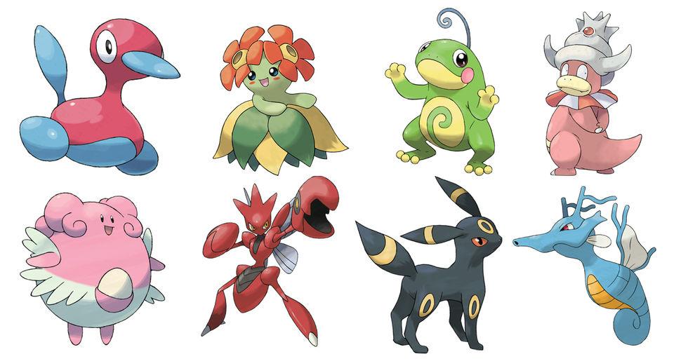 Nya Pokémons till Pokémon Go kommer antagligen på lördag
