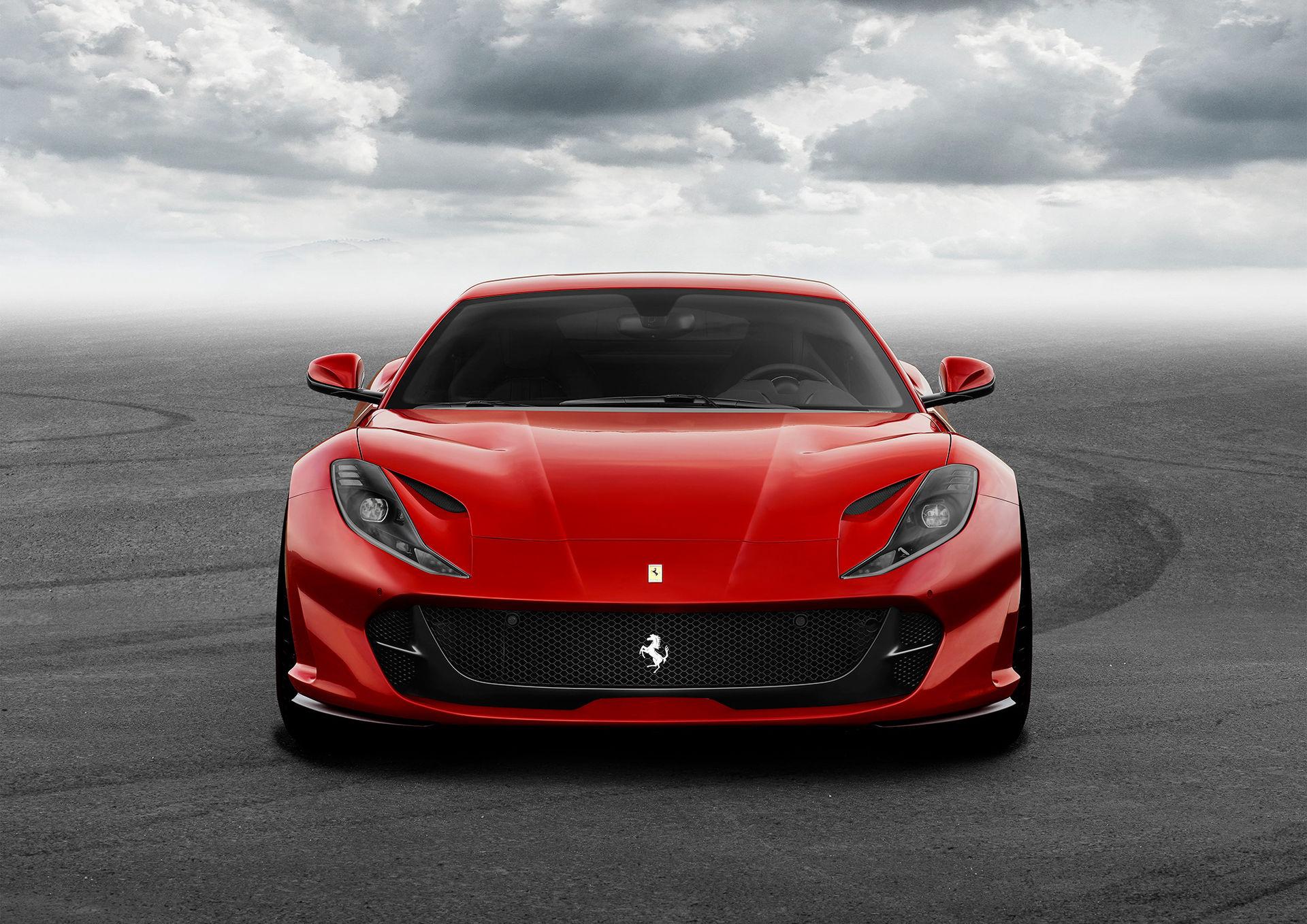Ferraris senaste är supersnabb