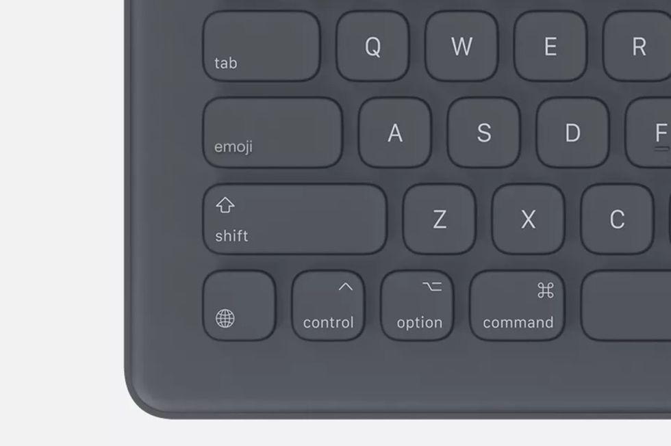Apple vill byta ut CAPS LOCK-tangenten mot en emoji-tangent