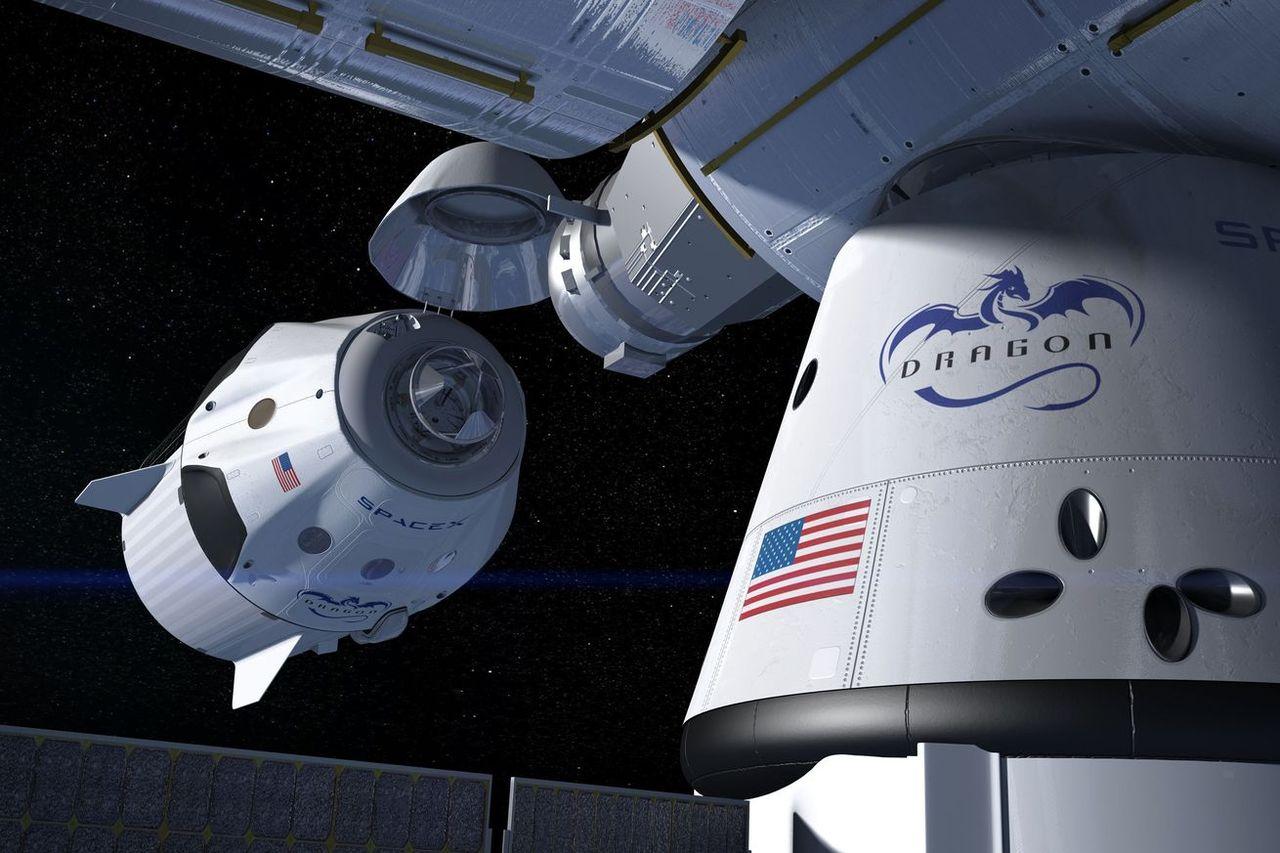 Amerikanska astronaut-uppskjutningar kan dröja till 2019