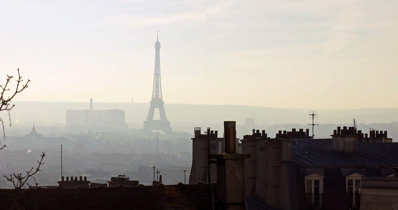 EU varnar fem länder för luftföroreningar