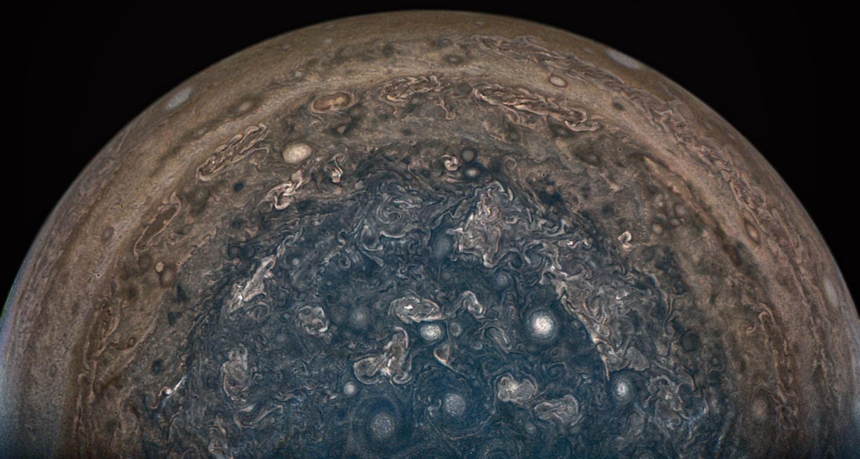 Juno kommer inte byta omloppsbana runt Jupiter