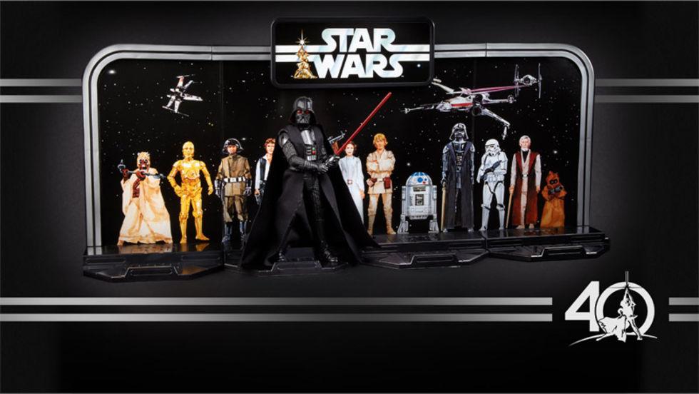 Nya actionfigurer från Star Wars