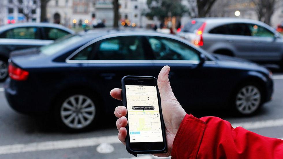Mycket sexuella trakasserier på Uber