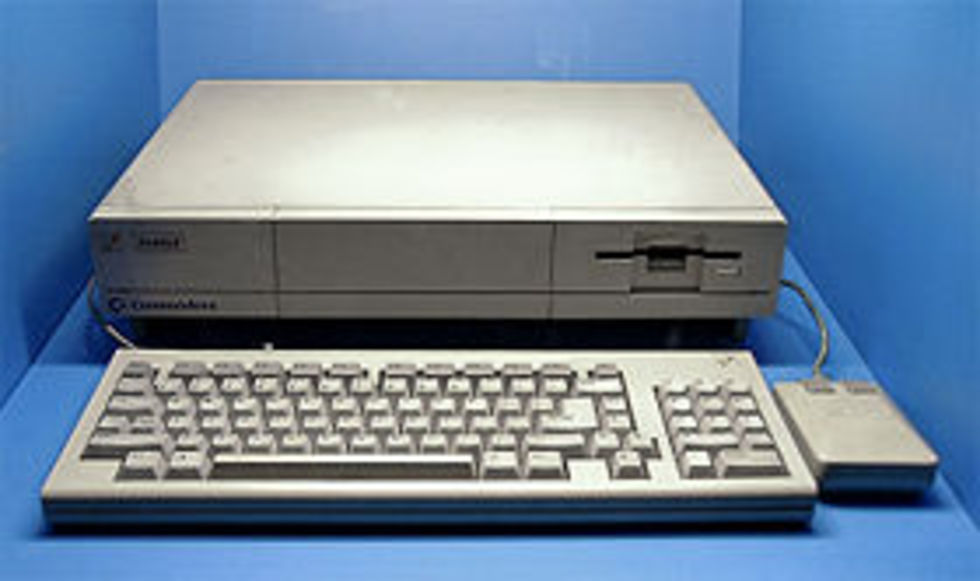 The history of the Amiga part 5