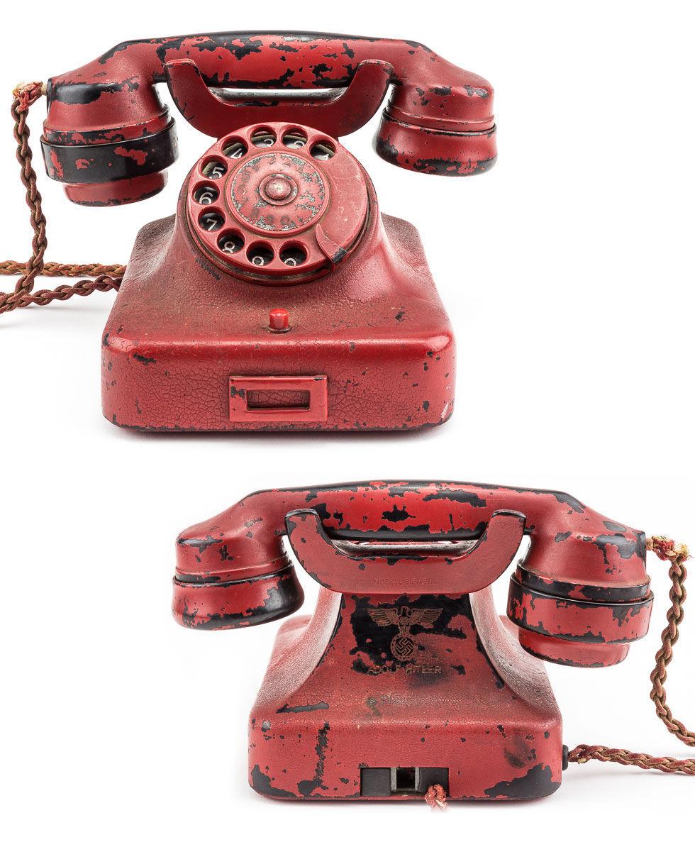 Hitlers telefon gick för nästan 2,2 miljoner kronor