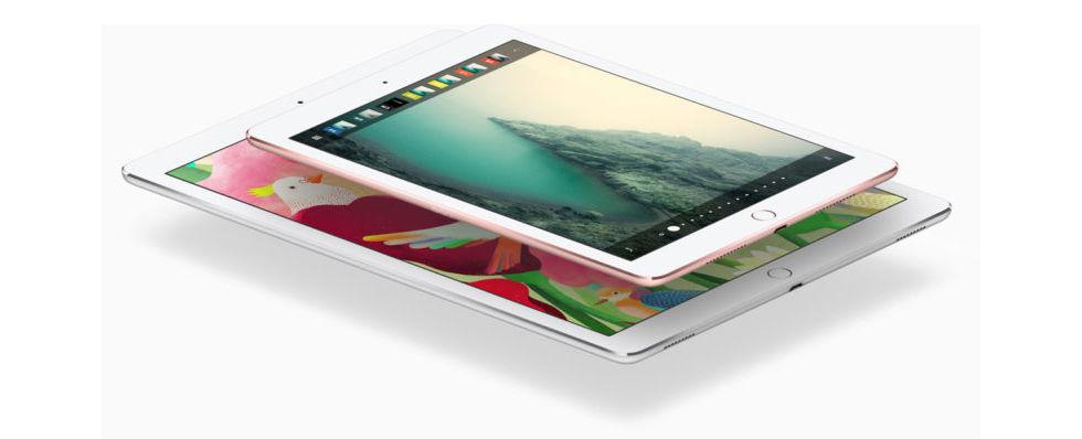 Kommer Apple släppa fyra nya iPad-modeller i maj?