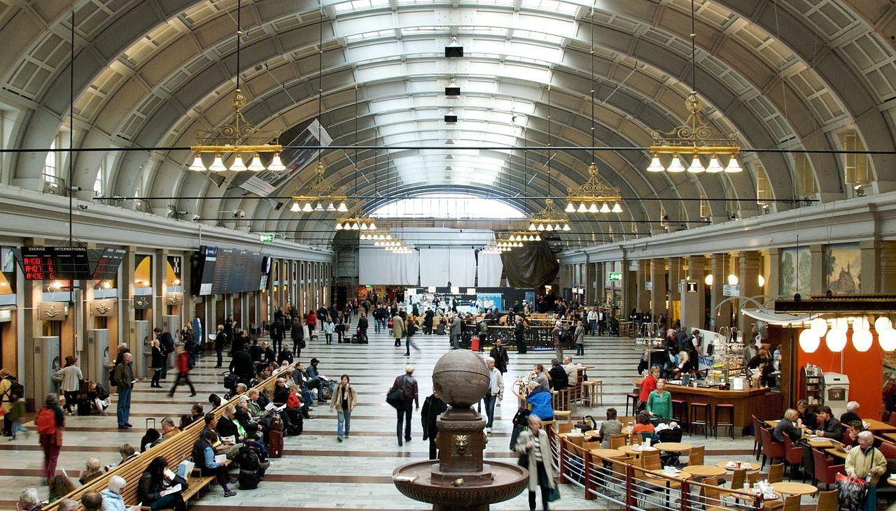 Sveriges befolkning ökade med 1,46 procent förra året