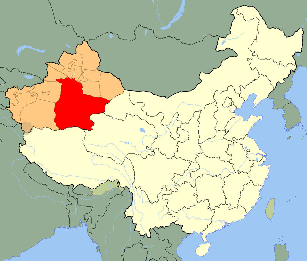 Kinesisk region vill veta var alla bilar befinner sig