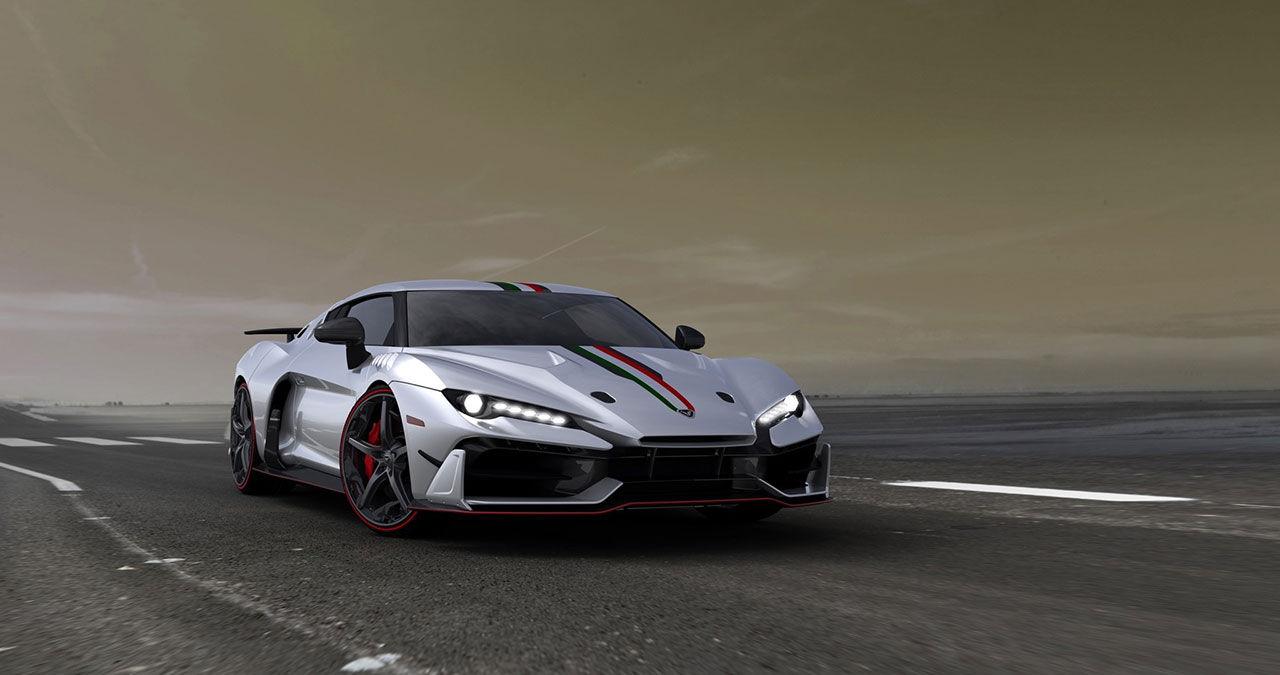 Italdesign visar upp sin nya superbil