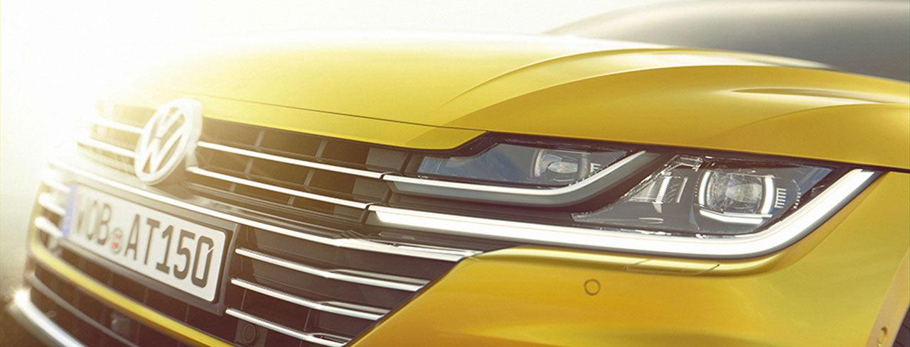 Volkswagen Arteon blir storebror till Passat