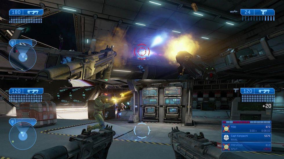 Framtida Halo-spel kommer att ha stöd för delad skärm