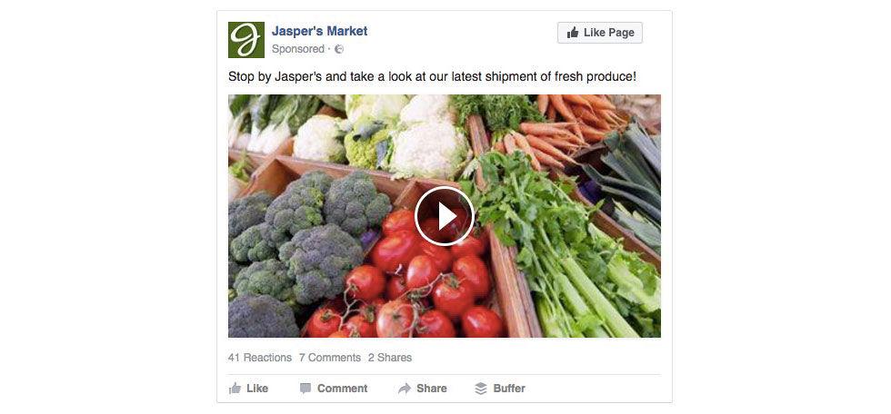 Facebook börjar med annonser i mitten av videoklipp