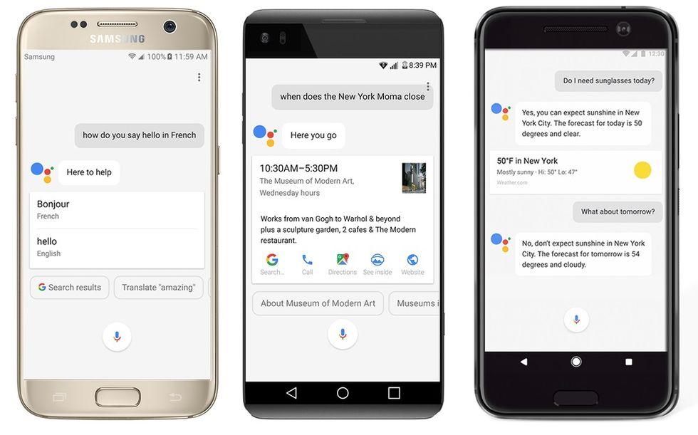 Google Assistant kommer till betydligt fler Android-lurar