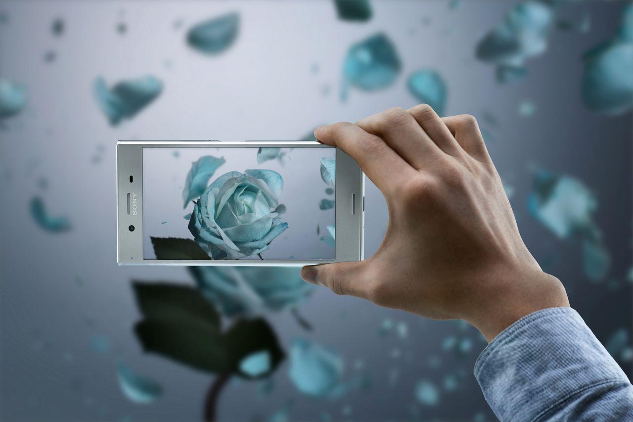 Sony visar upp Xperia XZ Premium